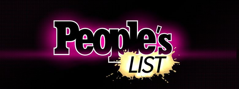 People's List Poster