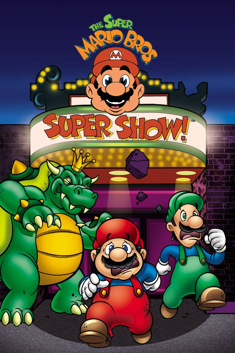 The Super Mario Bros Super Show Watch Episodes On Netflix