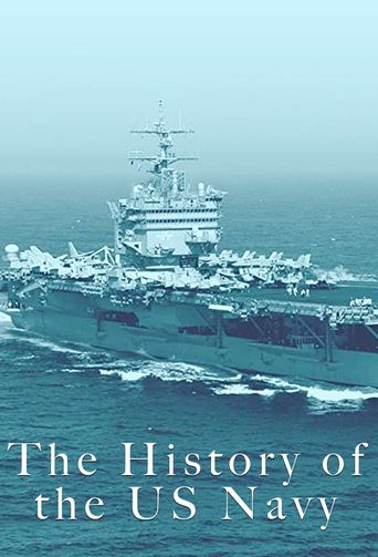 The History of the US Navy Poster