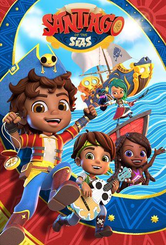 Santiago of the Seas Poster