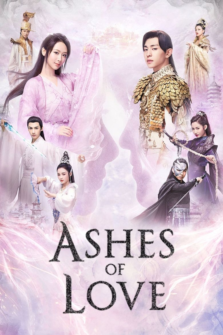 Ashes of Love Poster