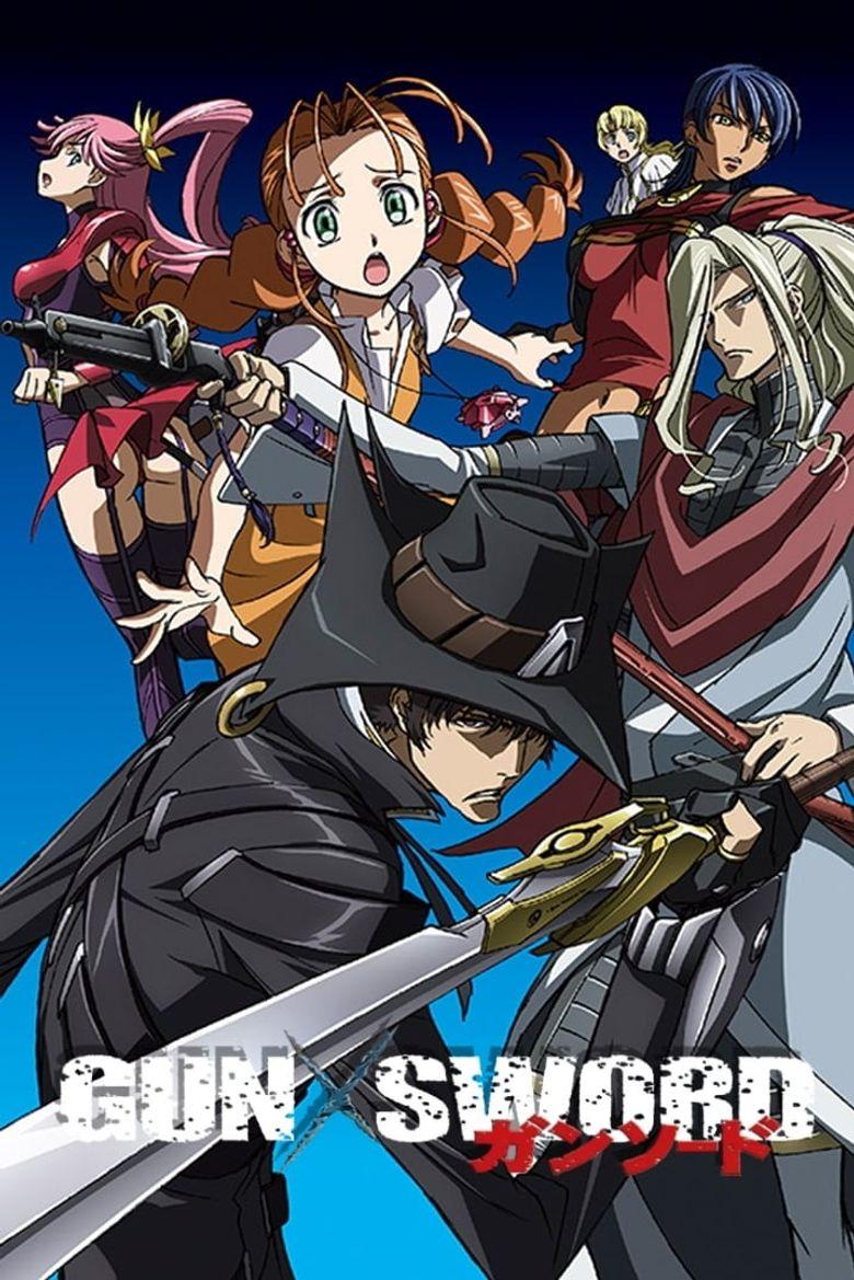 Gun x Sword Poster