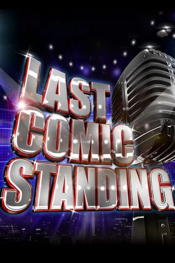 Last Comic Standing Poster