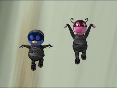 Season 02, Episode 02 Samurai Pie