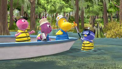 Season 02, Episode 05 The Swamp Creature