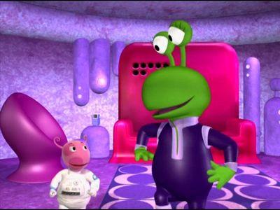 Season 02, Episode 01 Mission to Mars