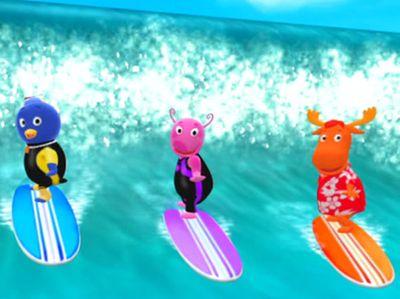 Season 01, Episode 15 Cave Party