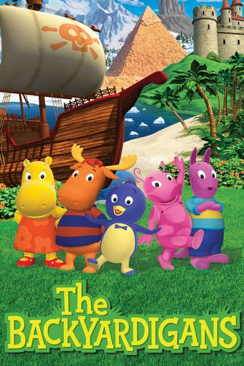 Watch The Backyardigans