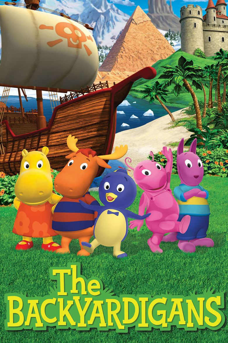 The Backyardigans Poster