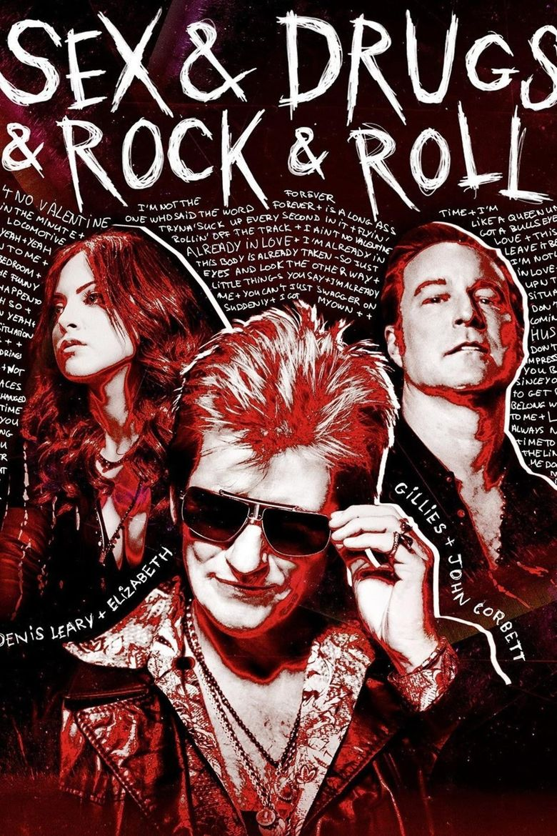 Sex&Drugs&Rock&Roll Poster