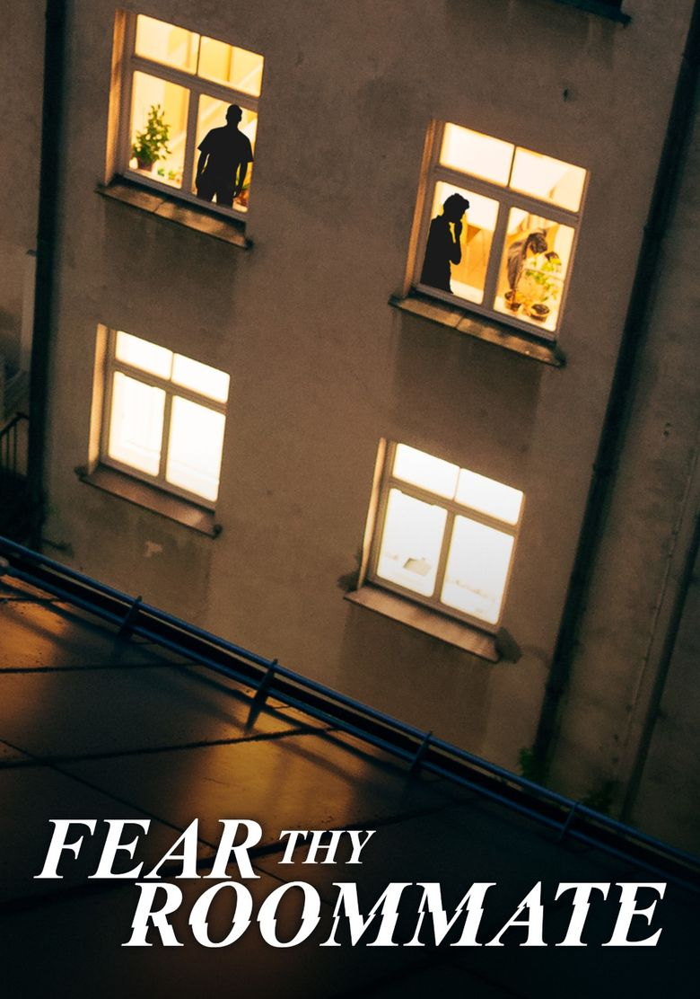 Fear Thy Roommate Poster