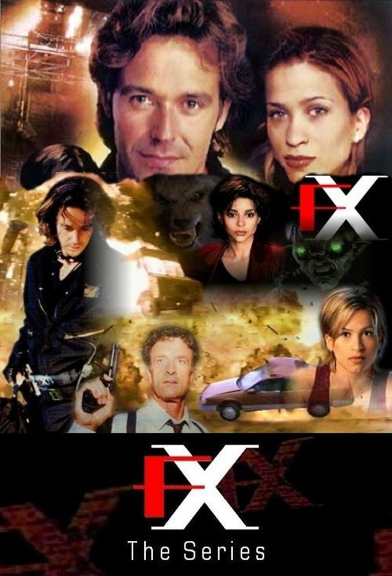 FX: The Series Poster