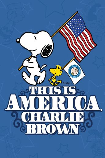 This Is America, Charlie Brown Poster