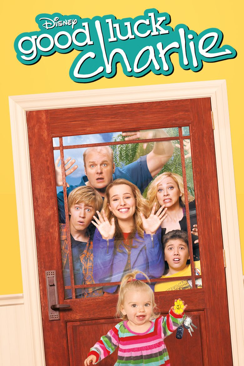 Good Luck Charlie Poster