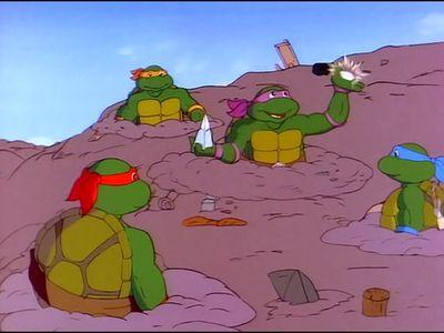 Season 02, Episode 02 The Incredible Shrinking Turtles (1)