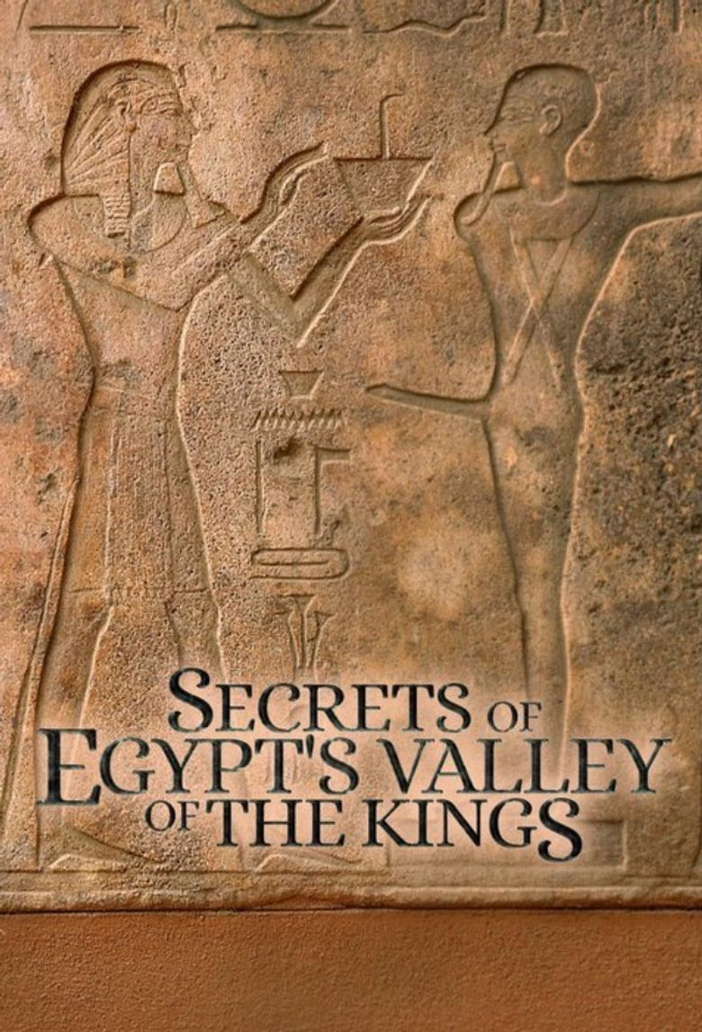 Secrets of Egypt's Valley of the Kings Poster