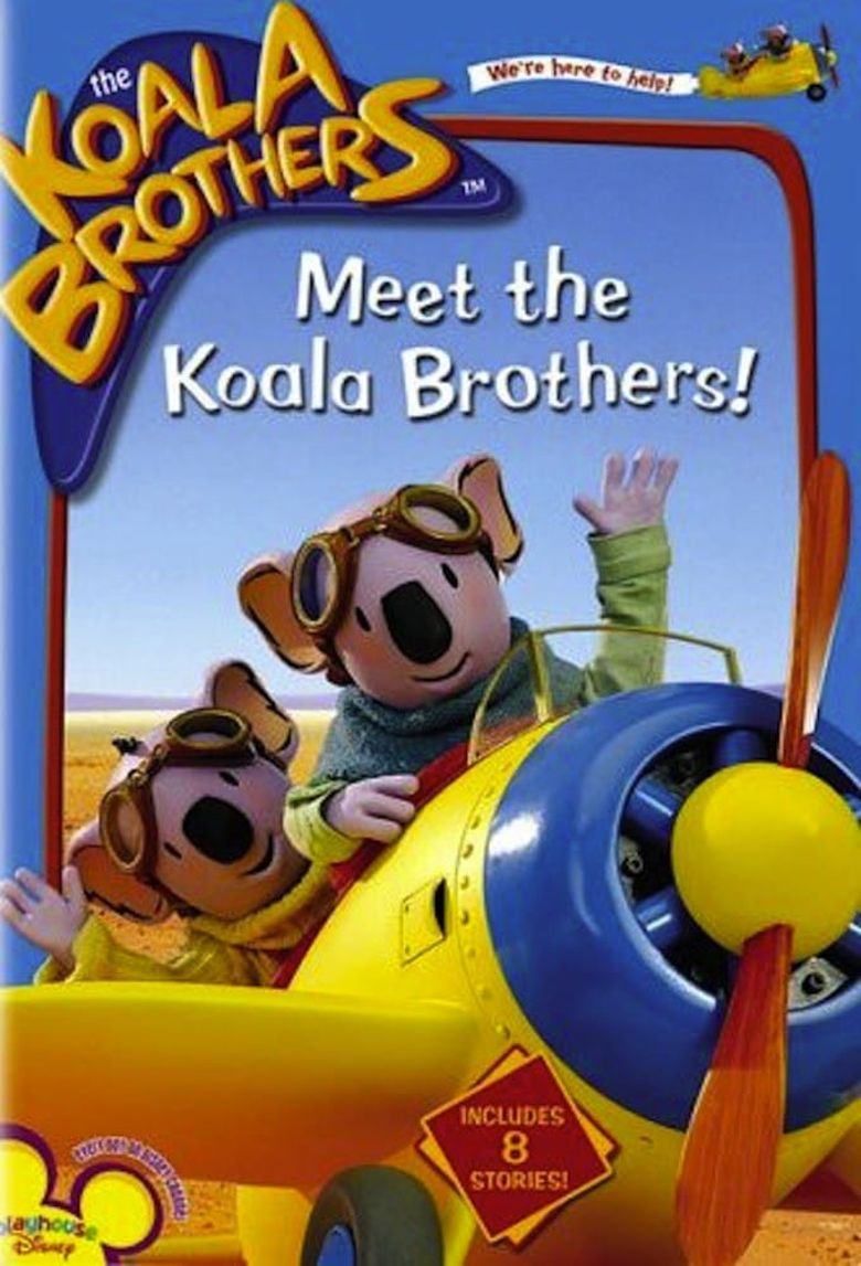 The Koala Brothers Poster