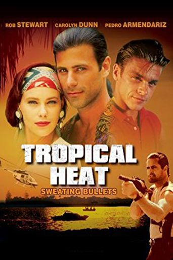 Tropical Heat Poster