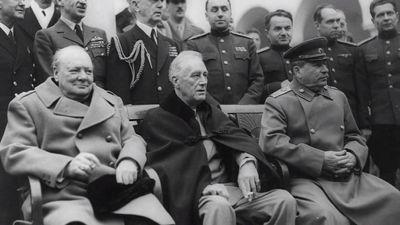Watch SHOW TITLE Season 01 Episode 01 Roosevelt, Truman & Wallace