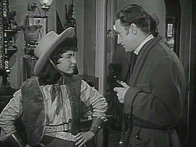 Season 01, Episode 04 The Case of the Texas Cowgirl