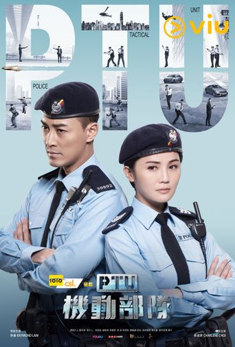 Police Tactical Unit Poster