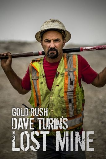 Gold Rush: Dave Turin's Lost Mine Poster