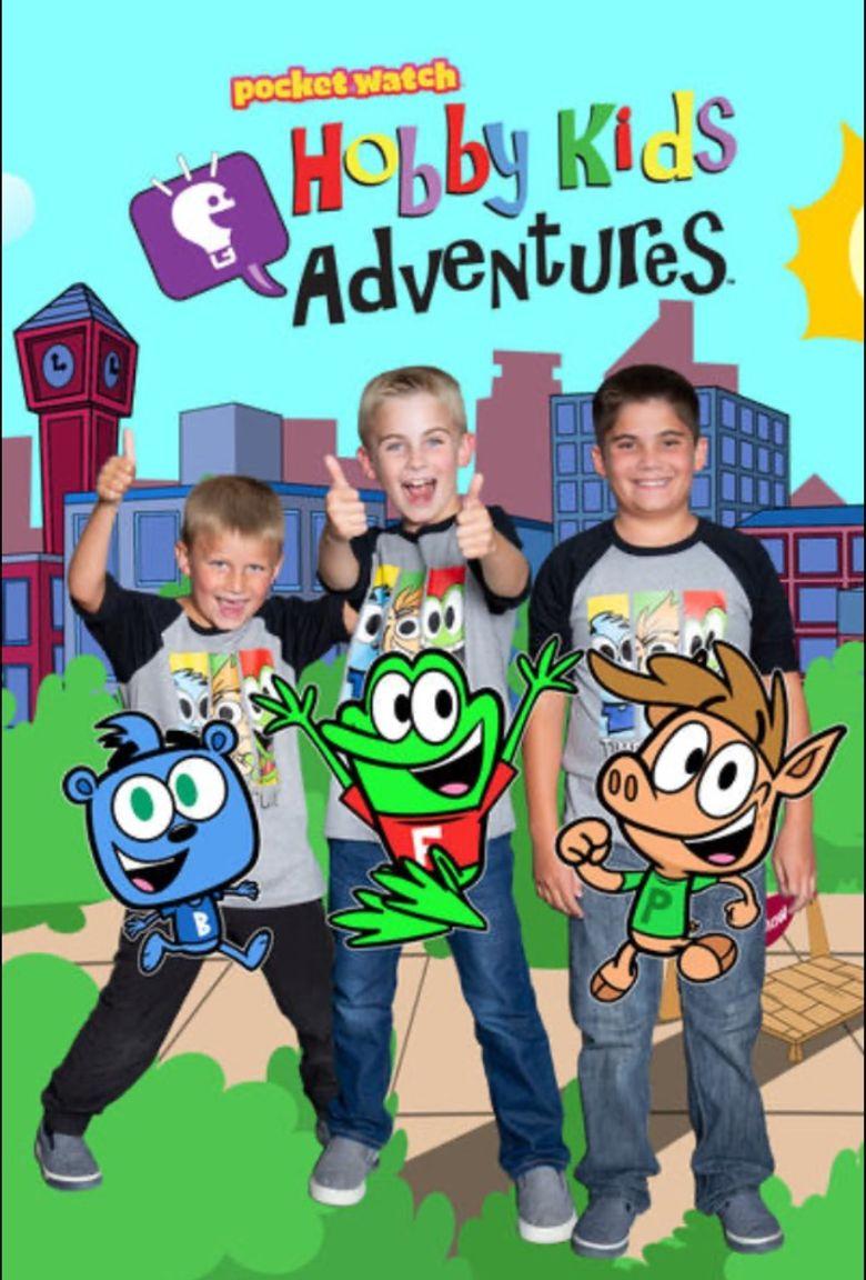 HobbyKids Adventures Poster
