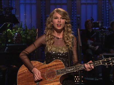 Season 35, Episode 05 Taylor Swift
