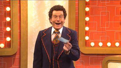 Season 36, Episode 02 Bryan Cranston with Kanye West