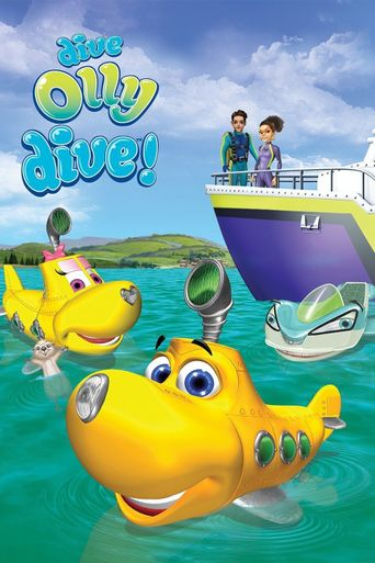 Dive Olly Dive! Poster