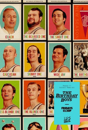 The Birthday Boys Poster