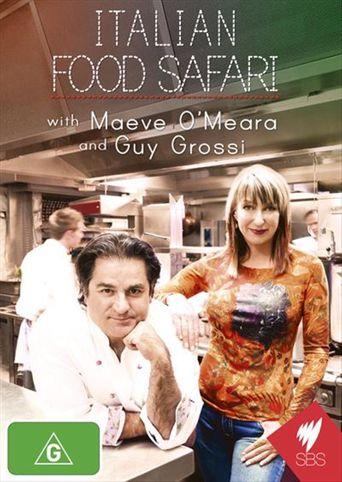 Italian Food Safari Poster