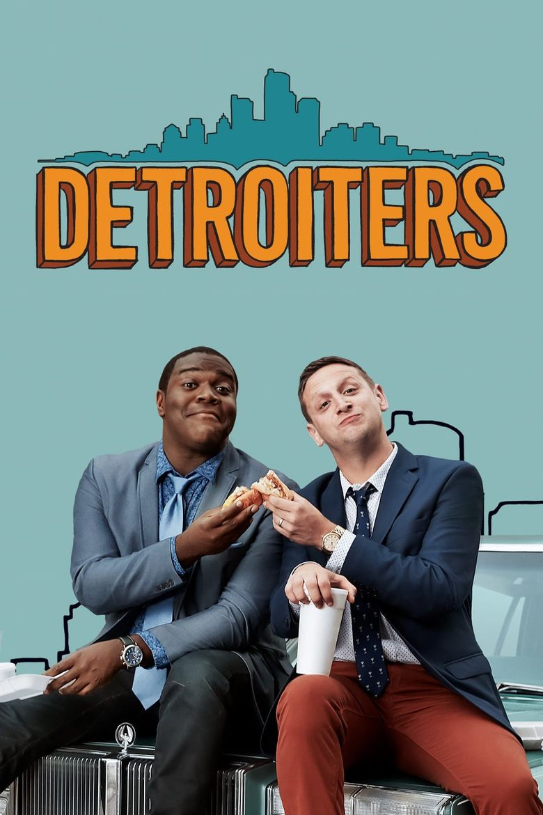 Detroiters Poster