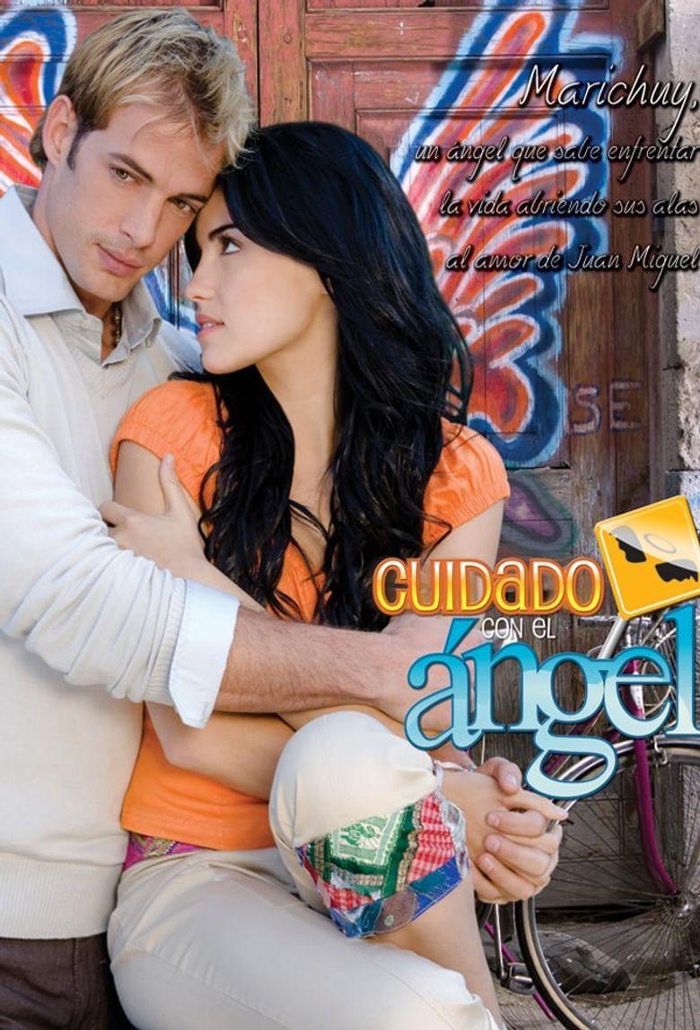 Cuidado con el ángel Poster