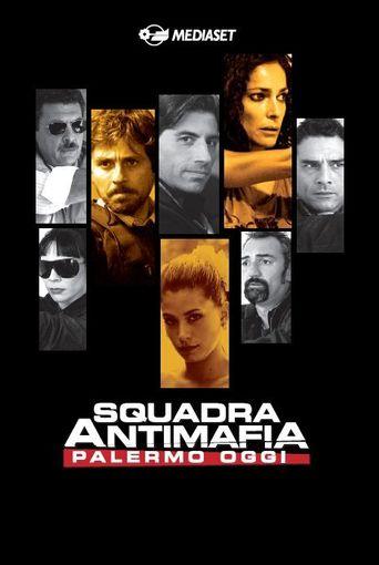 Squadra antimafia – Palermo oggi Poster