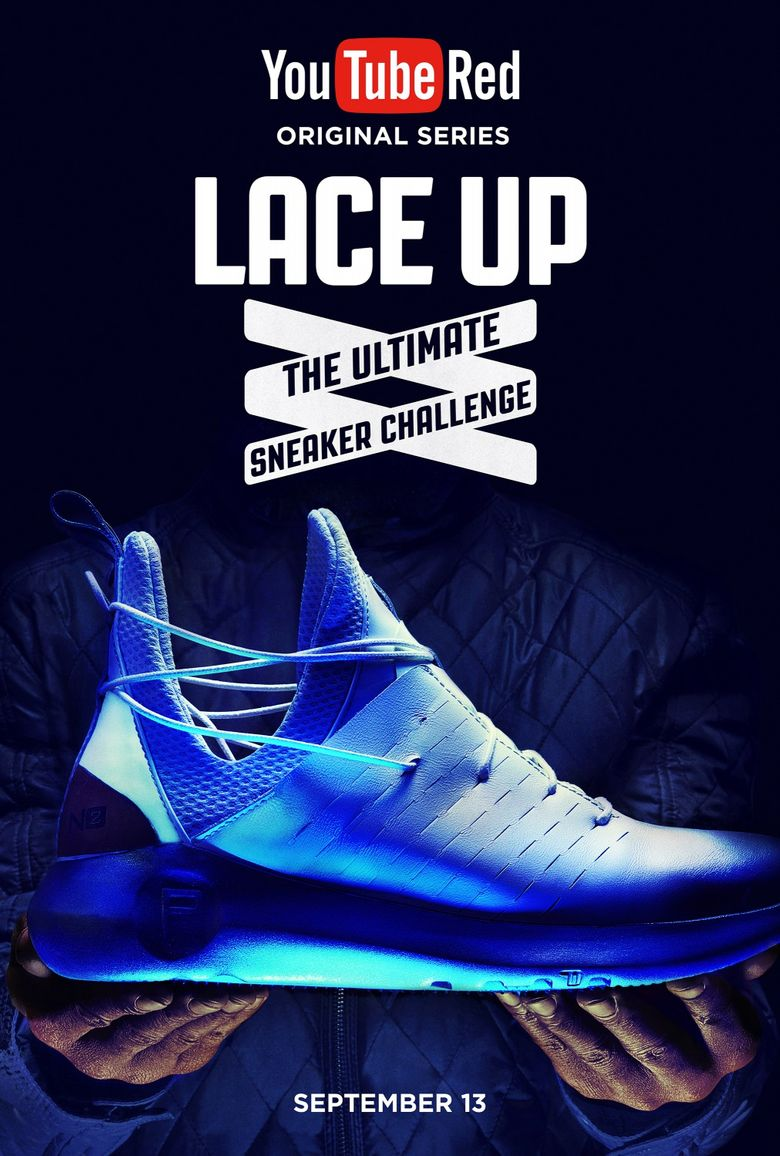 Lace Up: The Ultimate Sneaker Challenge Poster