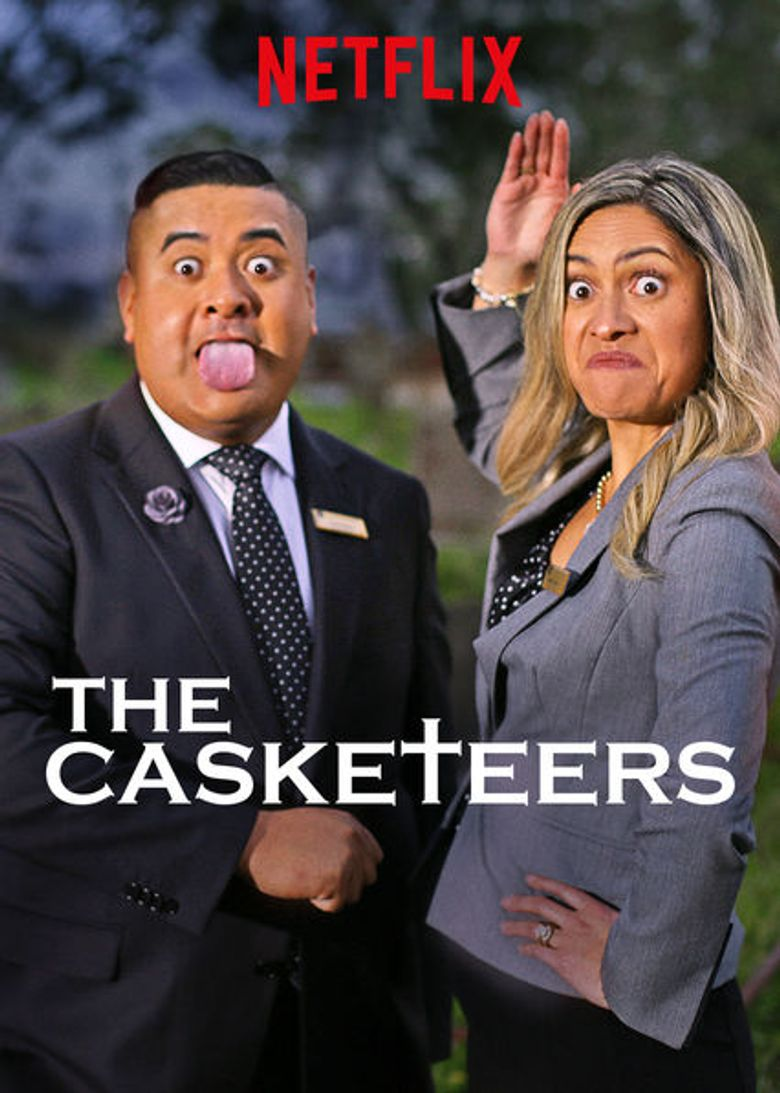 The Casketeers Poster
