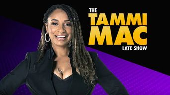 The Tammi Mac Late Show Poster