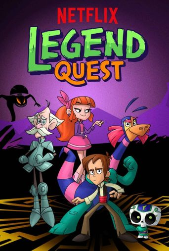 Legend Quest Poster