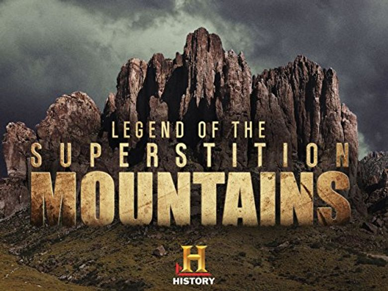 Legend of the Superstition Mountains Poster