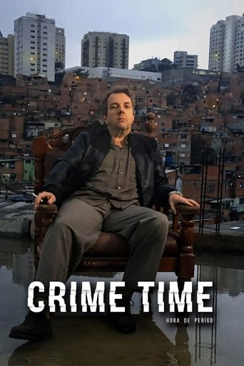 Crime Time Poster