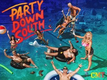Party Down South Poster