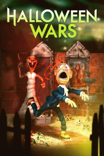 Halloween Wars Poster