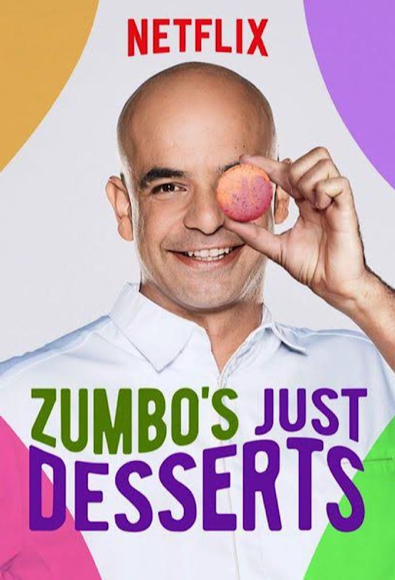 Zumbo's Just Desserts Poster