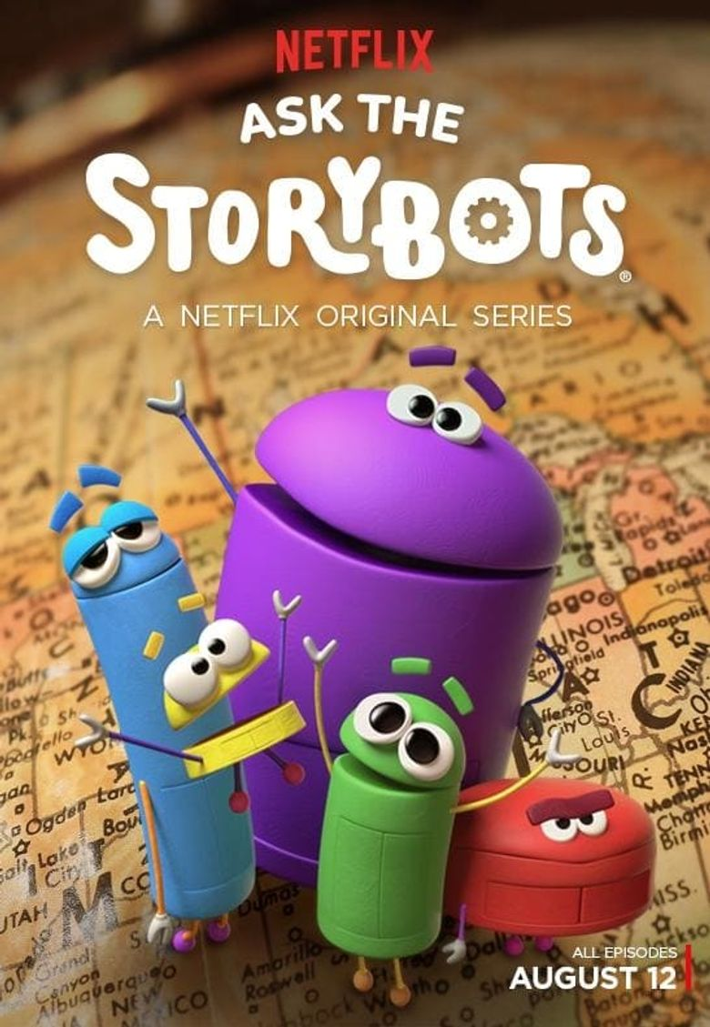 Watch Ask the Storybots