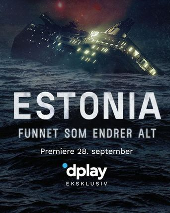 Estonia - A Find That Changes Everything Poster