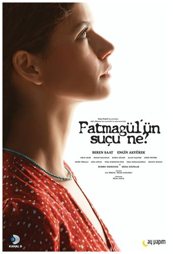 Fatmagul Poster