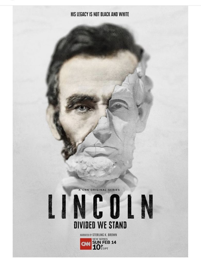 Lincoln: Divided We Stand Poster