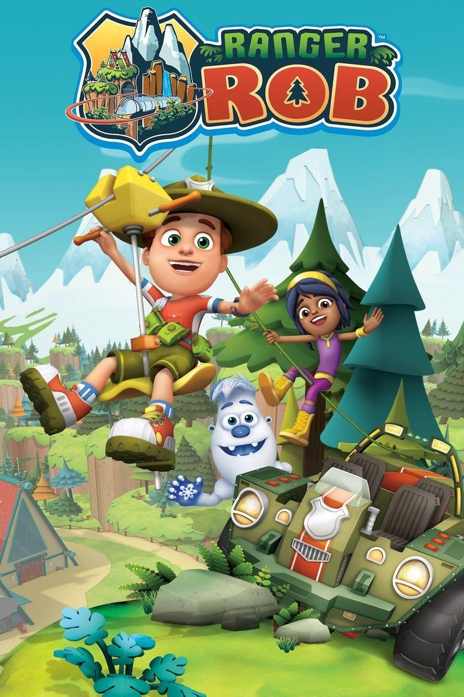 Ranger Rob Poster
