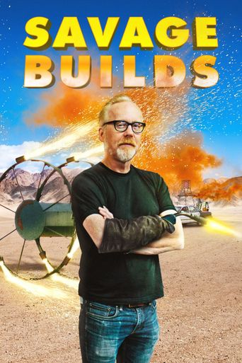 Savage Builds Poster